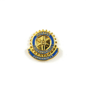 Rotary Director Community Service Lapel Pin