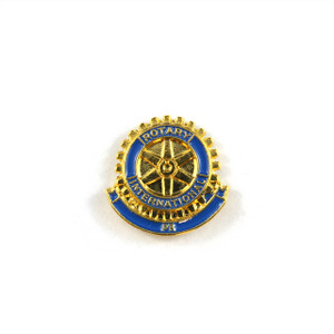 Rotary Director Public Relations Lapel Pin