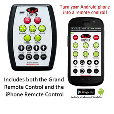 Lobster Android Remote Control Combo