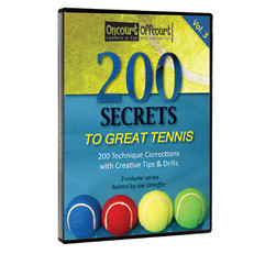 200 Secrets to Great Tennis Volume 3