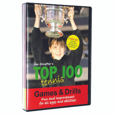 Top 100 Tennis Drills and Games