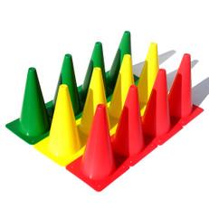 Stoplight Cones