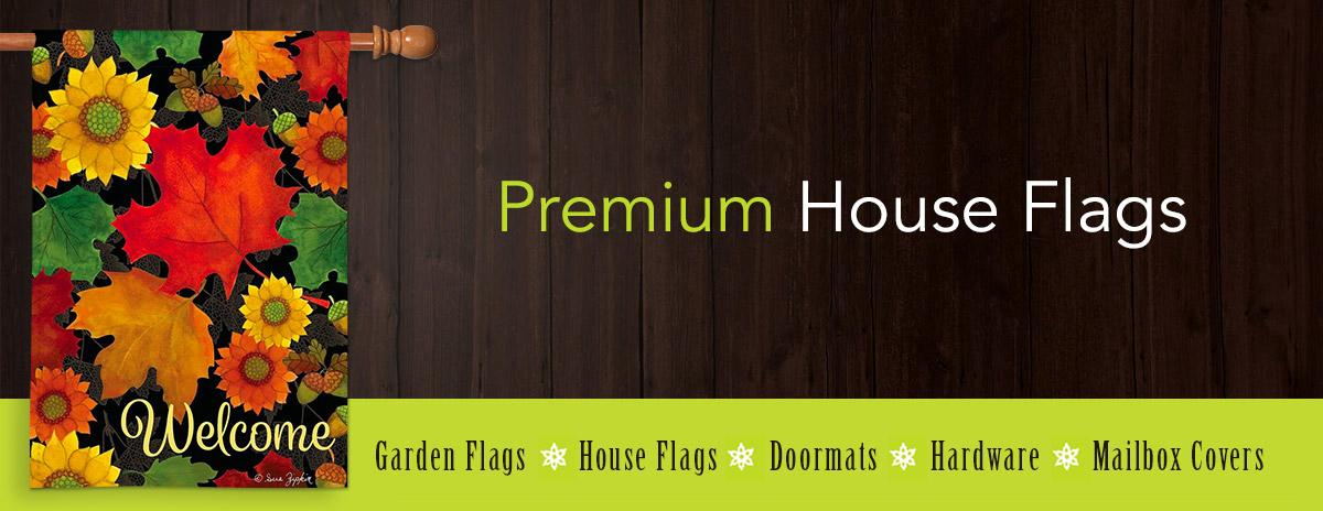 Briarwood Lane   Wholesale Garden Flags, House Flags, Doormats ...