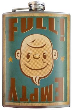 Full - Empty Flask