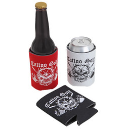 Collapsible Koozies w/ Skull Design
