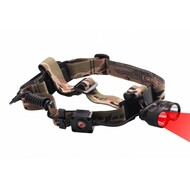 Dual Color Beam Headlamp Kit (HL50-Q) RED / WHITE