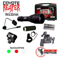 Predator Tactics: Coyote Reaper- Rifle Edition (RED LED)