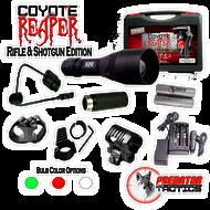 Predator Tactics: Coyote Reaper- Rifle & Shotgun Edition (GREEN/RED/WHITE)