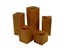 Natural Ring Block -Set of 5 sizes