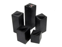 Black Ring Block- Set of 5 sizes