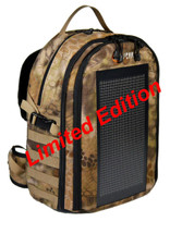 The Limited Edition Bugout Solar Backpack, Highlander