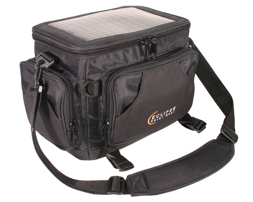 The Nova Solar Camera Bag, black