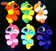 My Little Pony Cake Toppers (6pcs)