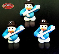 Blackwood Lane - Pirate Cake Toppers (3pcs)
