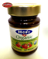 Hero - Organic Strawberry Preserves (235g)