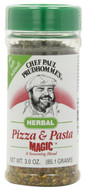 Chef Paul Prudhommes -  Herbal Pizza and Pasta Magic (85.1g)
