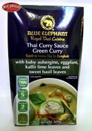 Blue Elephant - Thai Curry Sauce Green Curry (300g)