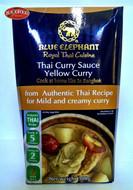 Blue Elephant - Thai Curry Sauce Yellow (300g)