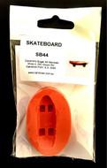 Skateboard Silicone Mould