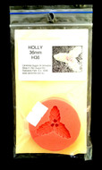 Holly Silicone Mould (36mm)