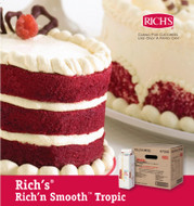 Rich'n - Vanilla Flavoured Smooth Tropic (1 Kg)