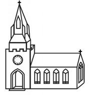 Patchwork Cutters - Church Cutter