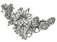 Patchwork Cutters - Autumn Cutter