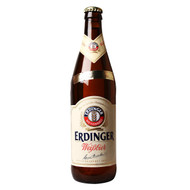 Erdinger White Beer (12 x 500ml bottle)