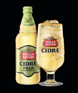 Stella Artois Pear Cidre (12 x 568ml Bottle)