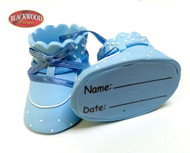 Baby Shower Baby Shoes Cake Toppers
