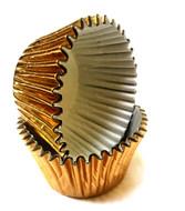 Gold Foil Patty Pans  (Size #408 - 30)