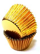 Gold Foil Patty Pans  (Size #550 - 30)