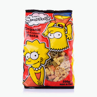 The Simpsons Organic Tri-Colored Pasta (500 g)