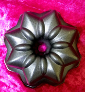 Cute Lily Bundt Pan (12cm)