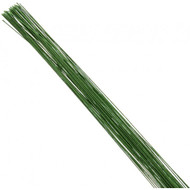 Bake Group - Green Flower Wire 28 Gauge (50 Pcs.)