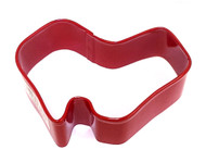 Australia Cookie Cutter Red (10.16 cm)