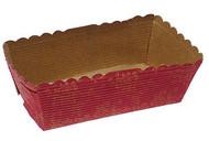Fox Run -  Disposable Baking Paper Loaf (15cm X 6cm X 4.5cm)