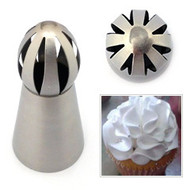 SPECIALTY ICING TIP- BULBOUS RUFFLE
