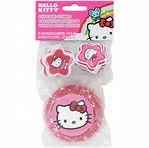 Hello Kitty Cupcake Combo Wilton