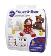 WILTON- MEASURE-N-SHAPE SIZING AND BLENDING TRAY