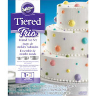 WILTON TIERED TRIO