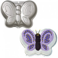 WILTON BUTTERFLY CAKE TIN (HIRE ONLY)