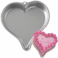 WILTON HEART CAKE TIN (HIRE ONLY)