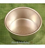 FOX RUN 4 INCH ROUND CAKE TIN (HIRE ONLY)