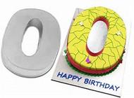 LARGE ZERO CAKE TIN (HIRE ONLY)