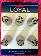 Loyal - Russian Instant Flower Tip (6 PCS.)