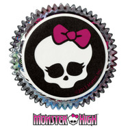 Wilton - Monster High Baking Cup (50-PCS)