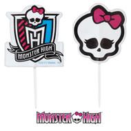 Wilton - Monster High Fun Pix (24-PCS)