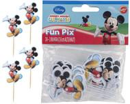 Wilton - Disney Mickey Mouse Clubhouse Fun Pix (24-PCS)
