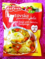Podravka - Vegetable Soup with Semolina Dumplings (58 g)
